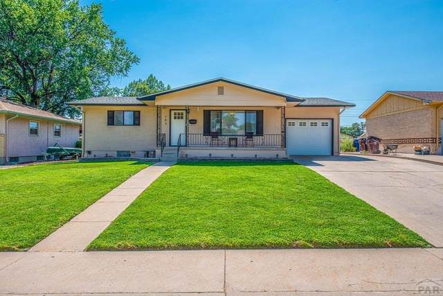 143 Cornell Circle, Pueblo, CO 81005 (MLS #187905) :: The All Star Team