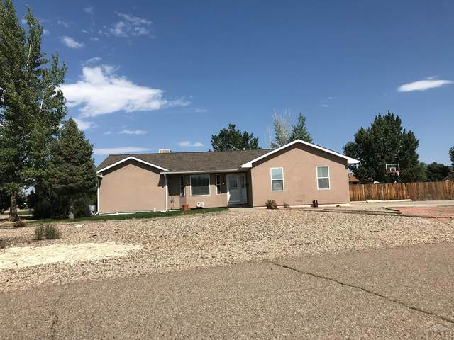 184 S Golfwood Circle, Pueblo West, CO 81007 (MLS #188193) :: The All Star Team