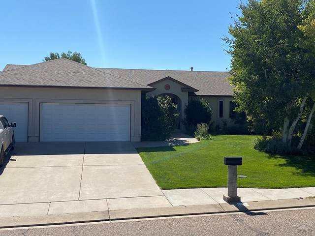 34 Portero Dr, Pueblo, CO 81005 (MLS #188346) :: The All Star Team