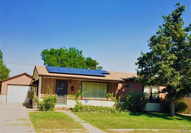 1615 Englewood Dr, Pueblo, CO 81005 (MLS #188358) :: The All Star Team