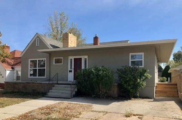 620 Lincoln Ave, Pueblo, CO 81004 (MLS #190152) :: The All Star Team