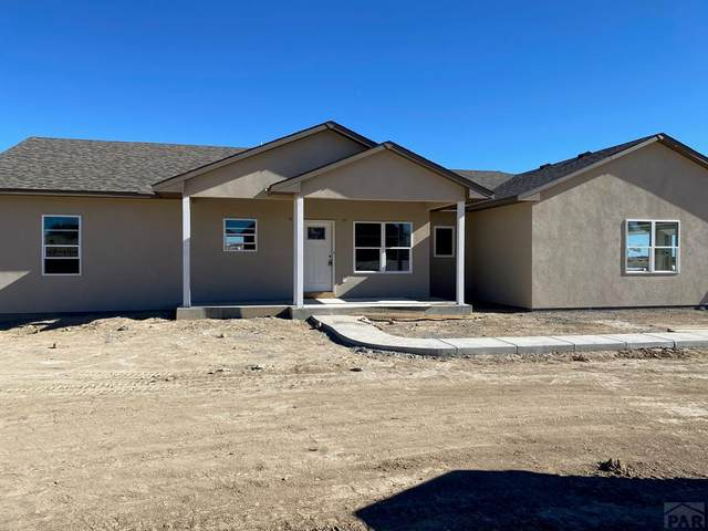 620 S Chimazo Dr, Pueblo West, CO 81007 (MLS #190586) :: The All Star Team