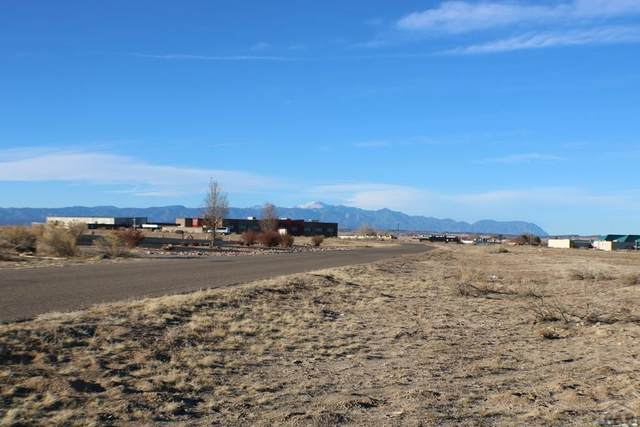 386 S Del Norte Ave #3, Pueblo West, CO 81007 (MLS #191049) :: The All Star Team