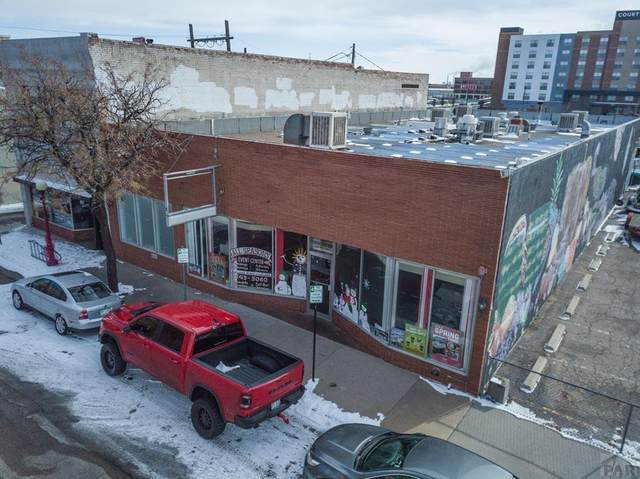 112 W 2nd St, Pueblo, CO 81003 (#191861) :: The Artisan Group at Keller Williams Premier Realty