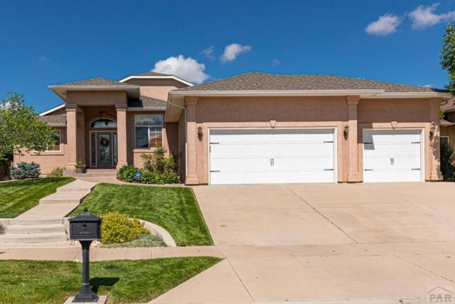 3523 Maricopa Dr, Pueblo, CO 81005 (MLS #181099) :: The All Star Team of Keller Williams Freedom Realty