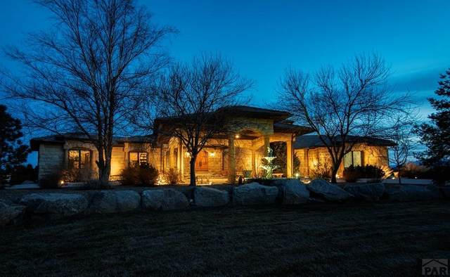 1306 S Liberty Point Blvd, Pueblo West, CO 81007 (MLS #185672) :: The All Star Team