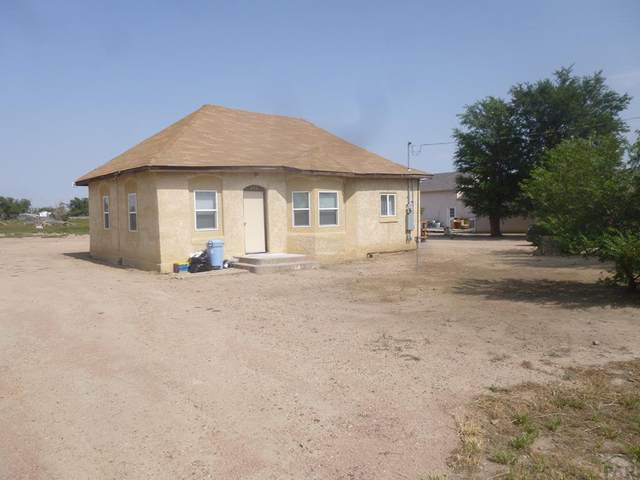 452 E 1st St, Ordway, CO 81063 (MLS #188315) :: The All Star Team