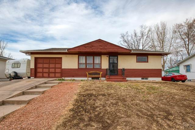 91 Duke St, Pueblo, CO 81005 (MLS #190593) :: The All Star Team