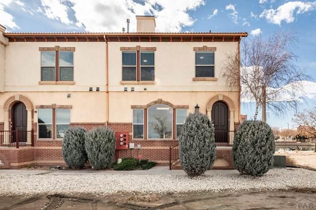 235 W Riverwalk, Pueblo, CO 81003 (#192364) :: The Artisan Group at Keller Williams Premier Realty