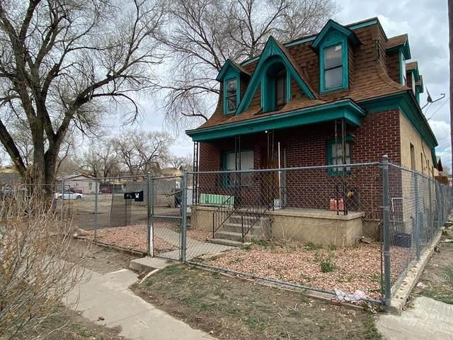 108 S Iola, Pueblo, CO 81001 (#192965) :: The Artisan Group at Keller Williams Premier Realty