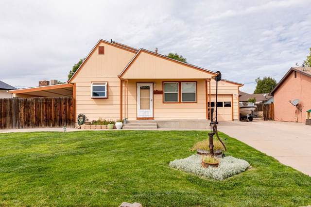 3 Chautard Ct, Pueblo, CO 81005 (MLS #182405) :: The All Star Team of Keller Williams Freedom Realty