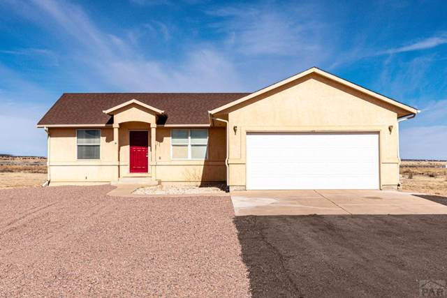 911 W Moccasin Dr, Pueblo West, CO 81007 (MLS #184299) :: The All Star Team of Keller Williams Freedom Realty