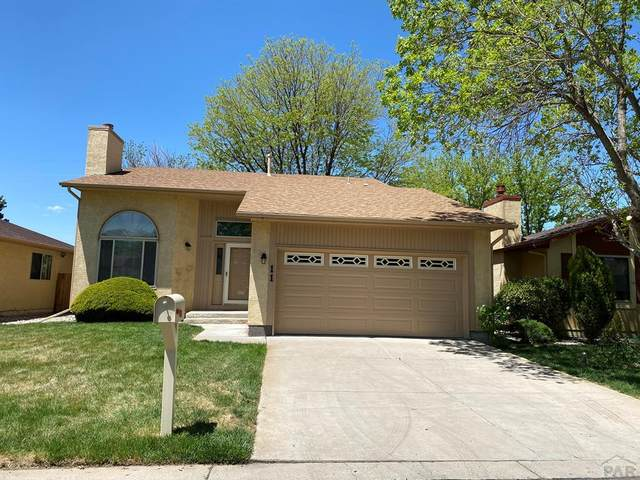 11 Terrace Dr, Pueblo, CO 81001 (MLS #185937) :: The All Star Team of Keller Williams Freedom Realty