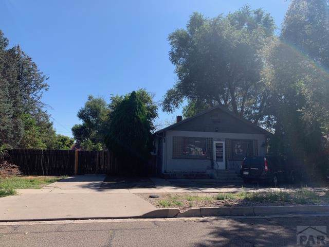 1318 Jackson St, Pueblo, CO 81004 (MLS #182141) :: The All Star Team of Keller Williams Freedom Realty