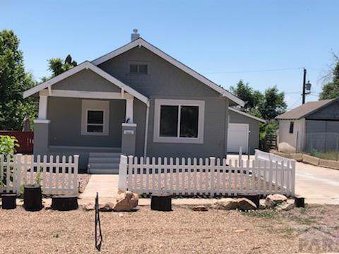 1022 E 12th St, Pueblo, CO 81001 (MLS #182399) :: The All Star Team of Keller Williams Freedom Realty