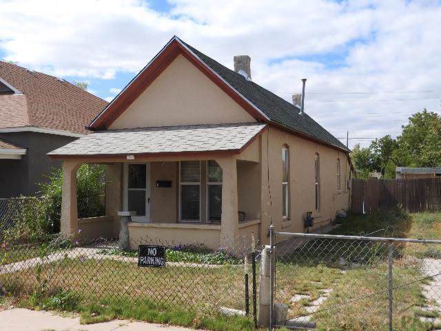 1439 Pine St, Pueblo, CO 81004 (MLS #182660) :: The All Star Team of Keller Williams Freedom Realty