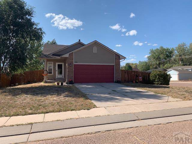 370 Flynn Ct, Colorado Springs, CO 80911 (MLS #182683) :: The All Star Team of Keller Williams Freedom Realty