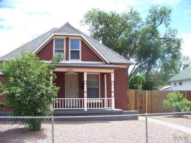 2520 Spruce St, Pueblo, CO 81005 (MLS #182742) :: The All Star Team of Keller Williams Freedom Realty