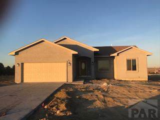 1729 E Obrien Place, Pueblo West, CO 81007 (MLS #183235) :: The All Star Team of Keller Williams Freedom Realty