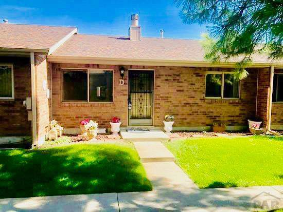 2106 Chautard Dr D, Pueblo, CO 81005 (MLS #183331) :: The All Star Team of Keller Williams Freedom Realty