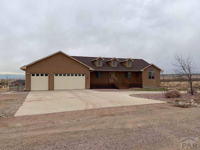 1801 N Wild Bill Hickock Dr, Pueblo West, CO 81007 (MLS #183372) :: The All Star Team of Keller Williams Freedom Realty
