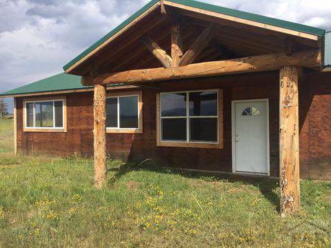 120 Sunset Dr, Westcliffe, CO 81252 (MLS #184056) :: The All Star Team of Keller Williams Freedom Realty