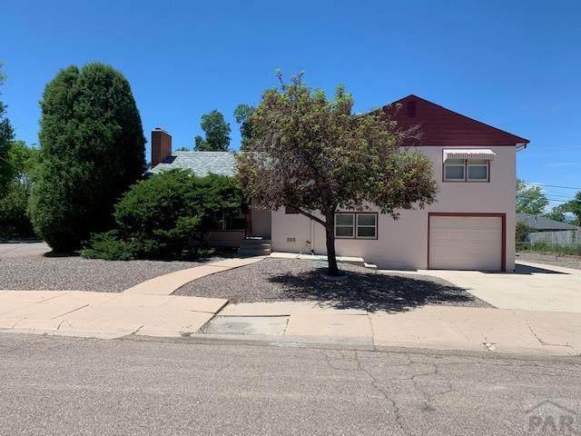 1601 Alexander Circle, Pueblo, CO 81001 (MLS #186190) :: The All Star Team of Keller Williams Freedom Realty