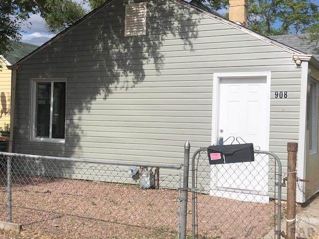 908 Currie St, Pueblo, CO 81004 (MLS #186212) :: The All Star Team of Keller Williams Freedom Realty