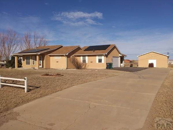 1349 Kiva Dr, Pueblo West, CO 81007 (MLS #187117) :: The All Star Team of Keller Williams Freedom Realty