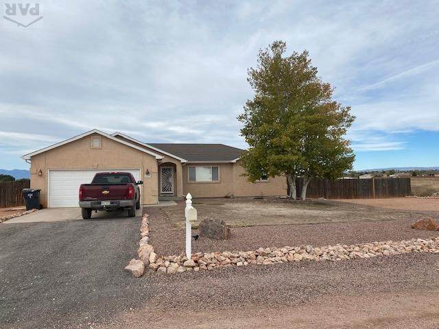 649 S Joaquin Dr, Pueblo West, CO 81007 (MLS #190150) :: The All Star Team