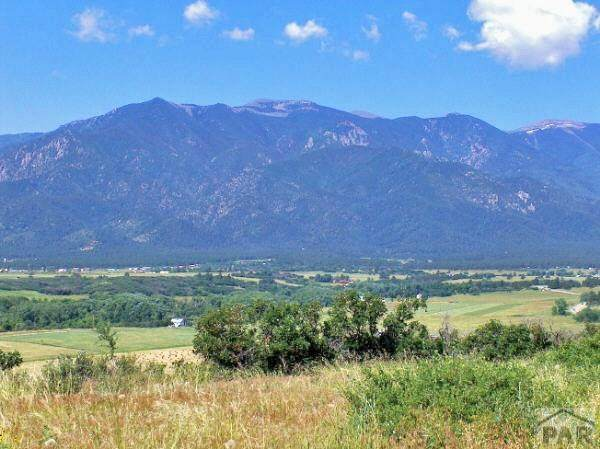TBD State Hwy 165 #7, Pueblo, CO 81004 (MLS #190163) :: The All Star Team