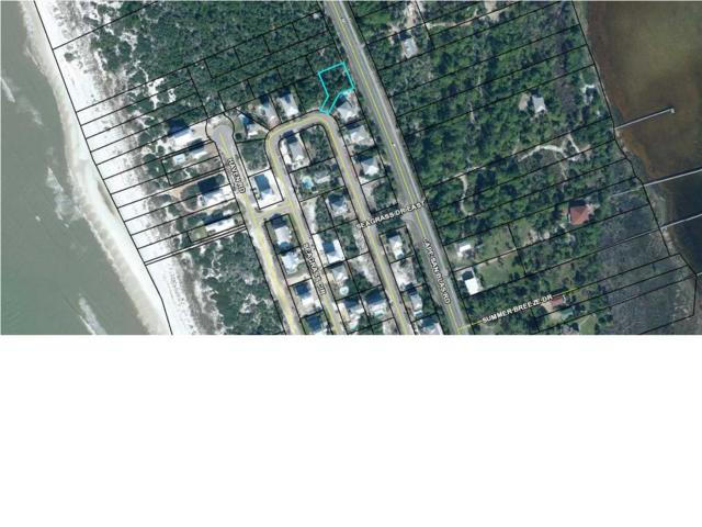5 Seagrass Cir., CAPE SAN BLAS, FL 32456 (MLS #260198) :: Coast Properties