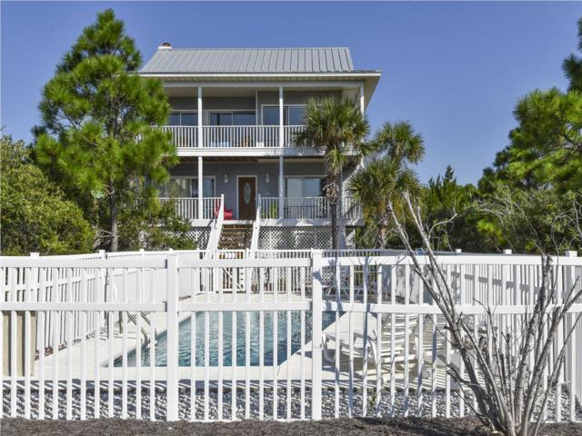 1852 Sea Oat Dr, ST. GEORGE ISLAND, FL 32328 (MLS #260226) :: Coast Properties