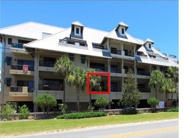 1302 Hwy 98 Unit 1L, MEXICO BEACH, FL 32456 (MLS #260234) :: Berkshire Hathaway HomeServices Beach Properties of Florida