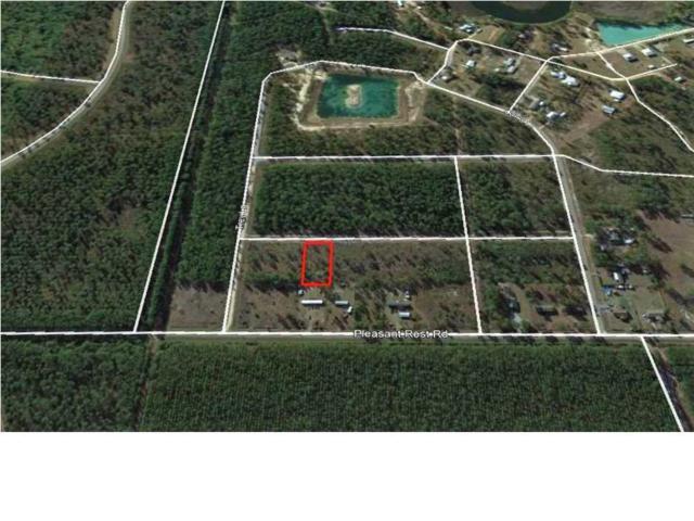 15 Pleasant Rest Rd, OVERSTREET, FL 32456 (MLS #260235) :: Coast Properties