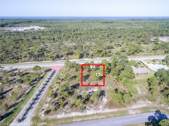 0 Garrison Ave Lot 4, PORT ST. JOE, FL 32456 (MLS #260301) :: Coast Properties