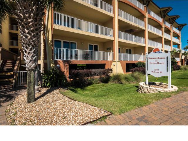2202 Hwy 98 #408, MEXICO BEACH, FL 32456 (MLS #260450) :: Berkshire Hathaway HomeServices Beach Properties of Florida