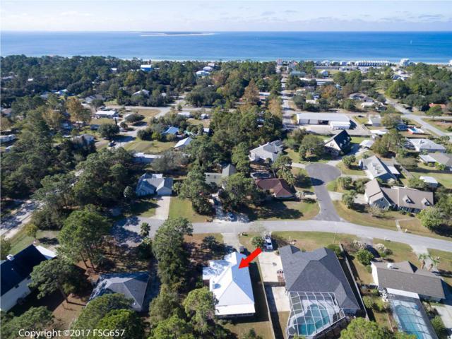 703 Nautilus Dr, PORT ST. JOE, FL 32456 (MLS #260555) :: Berkshire Hathaway HomeServices Beach Properties of Florida