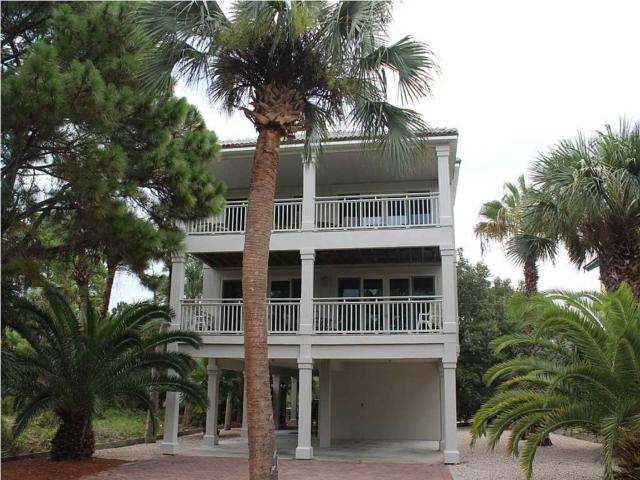 2308 Tally Ho, ST. GEORGE ISLAND, FL 32328 (MLS #260558) :: Coast Properties