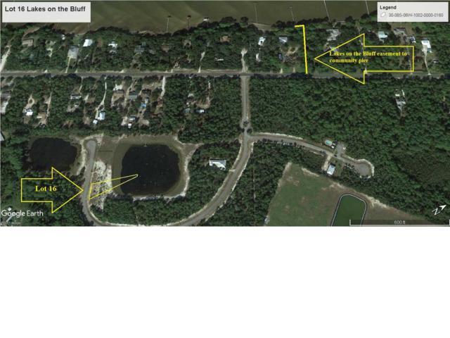 178 Lakes On The Bluff Dr, EASTPOINT, FL 32328 (MLS #260639) :: Coast Properties