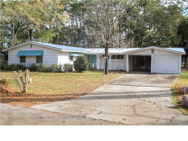 105 21ST AVE, APALACHICOLA, FL 32320 (MLS #260670) :: Coast Properties