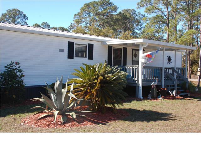 613 Georgia Ave, MEXICO BEACH, FL 32456 (MLS #260800) :: Coast Properties
