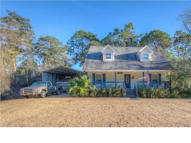 406 Arizona Dr, MEXICO BEACH, FL 32456 (MLS #260803) :: Coast Properties