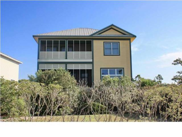 1470 Park Ave, ST. GEORGE ISLAND, FL 32328 (MLS #260811) :: Berkshire Hathaway HomeServices Beach Properties of Florida