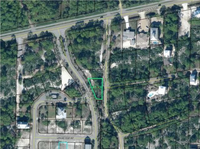 35 Jubilation Dr Lot 35, CAPE SAN BLAS, FL 32456 (MLS #260926) :: Coast Properties