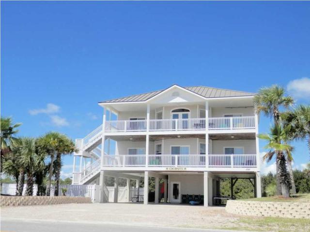 1041 West Gorrie Dr., ST. GEORGE ISLAND, FL 32328 (MLS #261037) :: Coast Properties