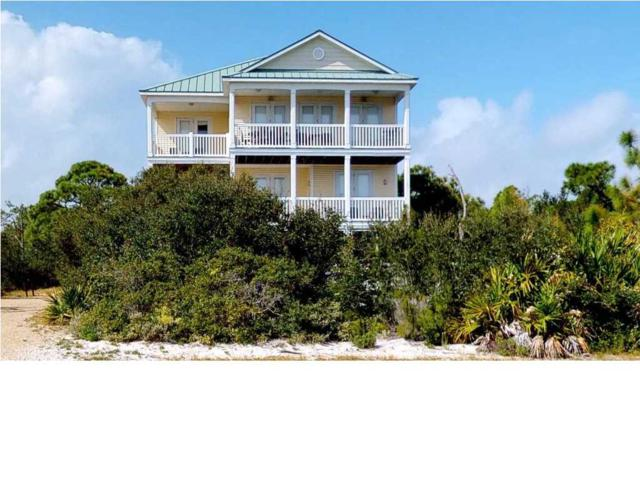 1956 Coral Reef Rd, ST. GEORGE ISLAND, FL 32328 (MLS #261039) :: Berkshire Hathaway HomeServices Beach Properties of Florida