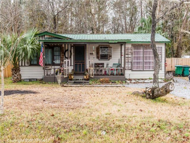 156 Charles Ave, WEWAHITCHKA, FL 32465 (MLS #261042) :: Berkshire Hathaway HomeServices Beach Properties of Florida