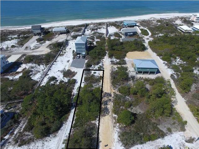 0 Cape San Blas Rd Lot 5, CAPE SAN BLAS, FL 32456 (MLS #261340) :: Coast Properties