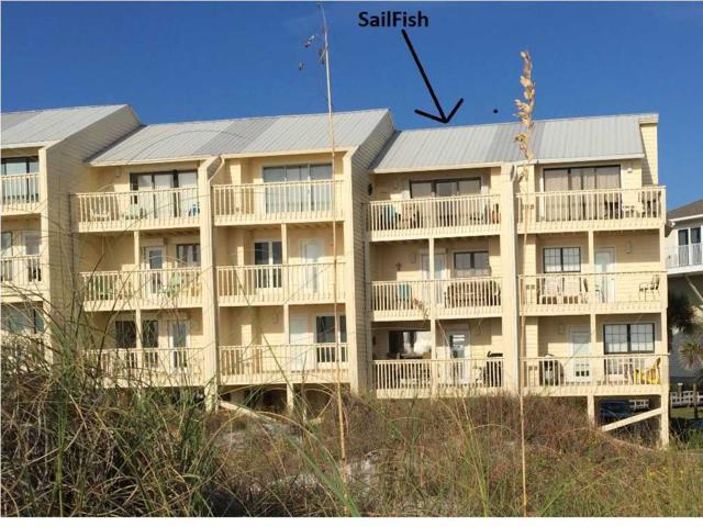652 Seacliff Dr, CAPE SAN BLAS, FL 32456 (MLS #261373) :: Berkshire Hathaway HomeServices Beach Properties of Florida